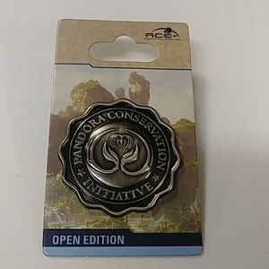 Disney Parks Pandora Conservation Pin.